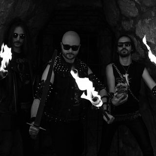 HELLSWORD - Cold Is The Grave Interview