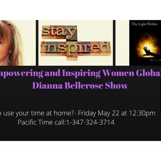 Empowering and Inspiring Women Globally-How to use your time at home?