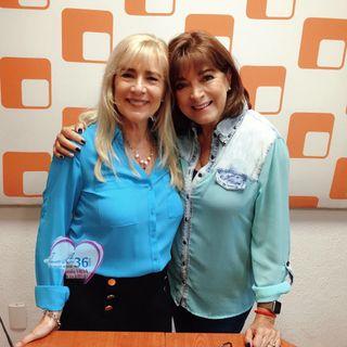 El aprecio con María Elena González Leite (Meg) Instructora, Conferenciante y Asesora Corporativa.