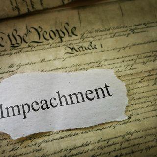 Episode 1229 - Precedent for After Office Impeachment & Elleanor Eldridge
