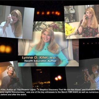 UFO Undercover guest Dr. Lynne Kitei March 11 2020