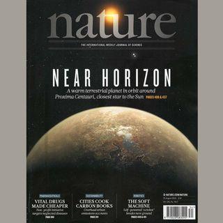 """Die Zeitschrift """"Nature"""" erscheint erstmals (am 04.11.1869)"""