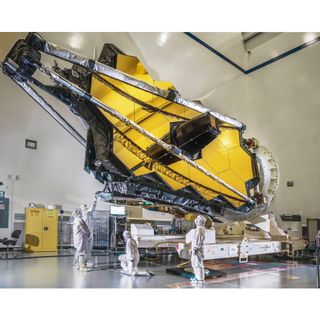 Space Odyssey - Photographing the James Webb Space Telescope, with Chris Gunn