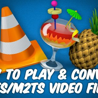 ATG 17: How to Play MTS Video Files & Convert to MP4
