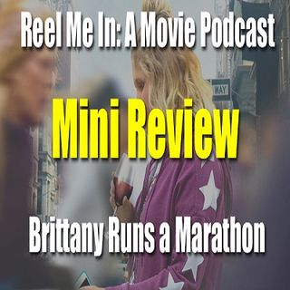 Mini Review: Brittany Runs a Marathon