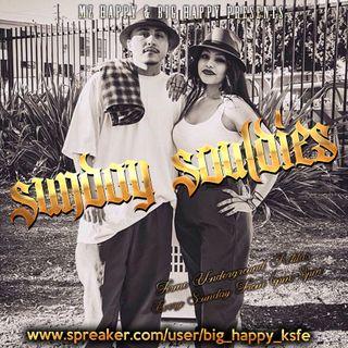 16 Sunday Souldies #36