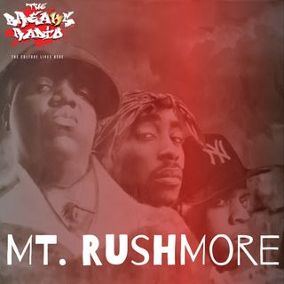 Hip Hop Mt. Rushmore