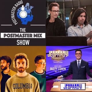 The Postmaster Mix presents: Jeopardy! Tournament of Champions, music from AJR, and more!