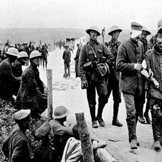 A 100 años del fin de la Primera Guerra Mundial