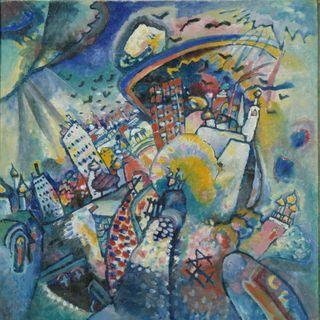 "Ada Masoero ""Kandinskij. Il cavaliere errante"""