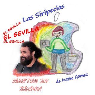El Sevilla e Iratxe Gómez