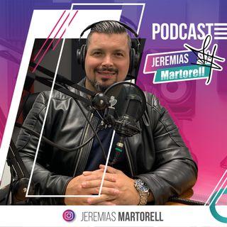 Alfredo Tarkanyi habla sobre el Instagram top 20 en el podcast en vivo de Jeremias Martorell - #12
