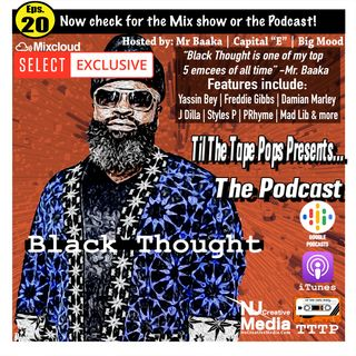 Til The Tape Pops Podcast  Eps 6| Black Thought, Lowell Cafe & Beef Tallow