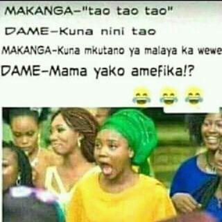 Oyole Live Mapesa Famere's show