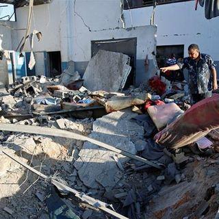 """I morti nel raid in Libia: """"L'Europa ce li ha sulla coscienza"""""""