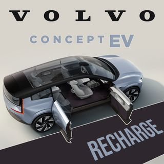 184. Volvo Concept Recharge EV Reveal | LiDAR Enabled Smart EV