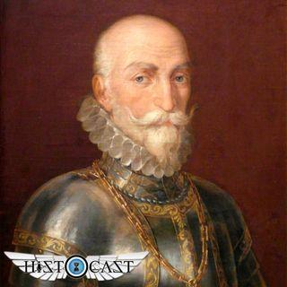HistoCast 153 - Álvaro de Bazán y Guzmán