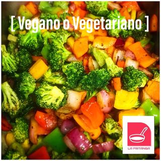 Episode 22 - LA FRITANGA: Vegetarianismo o Veganismo?