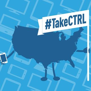 Campaign to #TakeCTRL of Our Privacy Sweeps the Nation