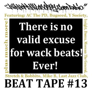 Beat Tape #13 - HipHop Philosophy Radio