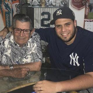 Leonardo Agüero: Casi 80 años amando al béisbol sin parar