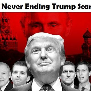 The Never Ending Trump Scandal (9-16-2018)