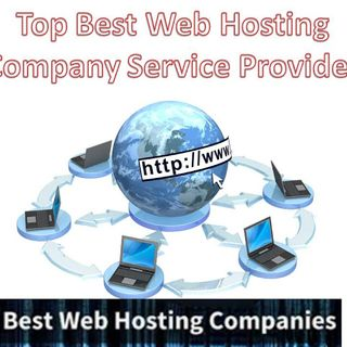 Top Best Web Hosting Company