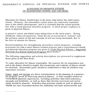 1967-Promoting Elementary School Physical Fitness