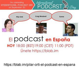 83 PodcastDay con @PilarOrti  @mansiontwit