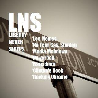 Liberty Never Sleeps 08/24/17 Show