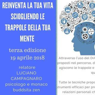 Reinventa la tua vita - Luciano Comapagnaro