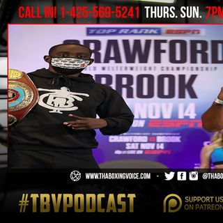 ☎️Terence Crawford vs. Kell Brook, For Crawford's WBO Title🔥Plus All Weekend Fight Predictions❗️