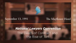 The Death of Contract and the Rise of Tort [Archive Collection]
