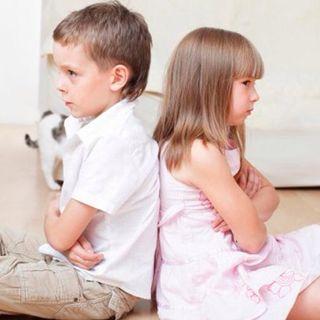 Cómo  manejar situaciones de rivalidad entre hermanos