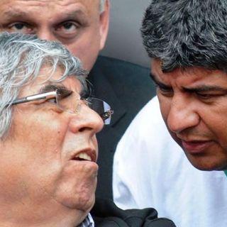 "Hugo Moyano, un eterno ""perseguido político"""