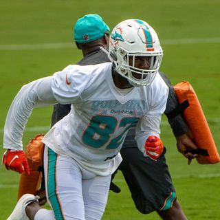 DT Daily 8/8: Preston Williams, Fins RB, Preseason Game #1