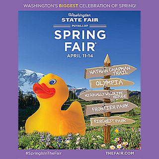 Puyallup Spring Fair, WA 2019