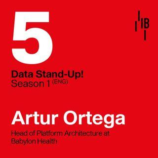 Artur Ortega · Head of Platform Architecture · Babylon Health // Jesus Templado · Bedrock @ LAPIPA_Studios
