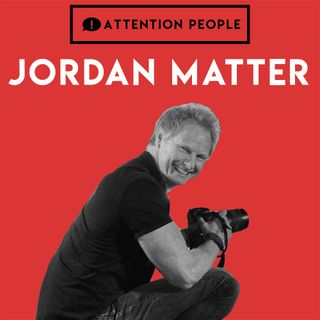 Jordan Matter - Spontaneous Creativity & 10 Minute Photo Challenge