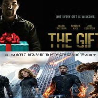 Ep. 90: The Gift and Fantastic Four
