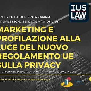 Marketing e profilazione alla luce del nuovo regolamento Ue sulla Privacy