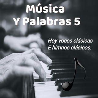 Música y Palabras 5