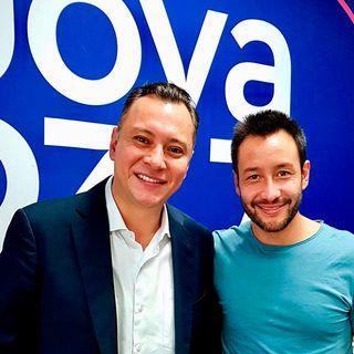 Luciano Pereyra en Hoy con Mariano