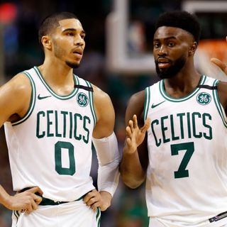 The Celtics should build around Jayson Tatum and Jaylen Brown