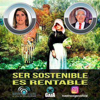 NUESTRO OXÍGENO Ser sostenible es rentable - Dra. Angela María Cabal-Dr. Liuis Orlando Castro