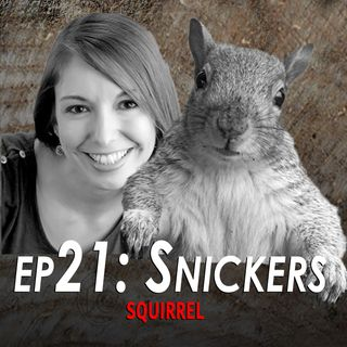 21 - Snickers Squirrel