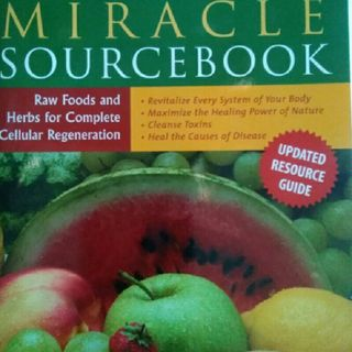 "HOF #6 ""Dairy"" The Problem With Milk And Other Dairy Food / The Detox Miracle Sourcebook"