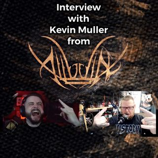 Kevin Muller from ALLUVIAL / The Merciless Concept talks new album 'Sarcoma'