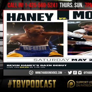 ☎️Devin Haney Dazn Debut🤑Wilder Invited to AJ Fight?🤔Thurman Effect🤯