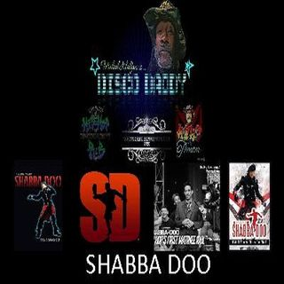 DISCO DADDYS' WIDE WORLD OF HIP-HOP AND RnB - THE SOUL TRAIN DANCERS -- SHABBA DOO